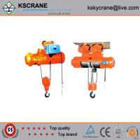 Wholesale MD Model Electric Wire Rope Pulling Hoist 1ton from china suppliers