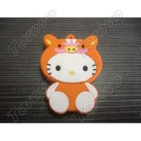 Wholesale Real Capacity Paypal hello kitty cartoon pen drive 1GB,2GB,4GB,8GB,16GB from china suppliers