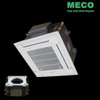 Wholesale casete tavan ventiloconvectorul / cassette fan coil unit-K type-200CFM from china suppliers