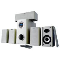 Wholesale remote control 5.1 home theatre speakers bulit-in FM radio support USB.SD from china suppliers