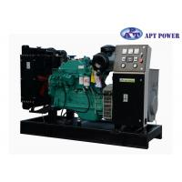 Wholesale Green Soundproof Industrial Cummins Diesel Generator Set With 6 Cylinder from china suppliers