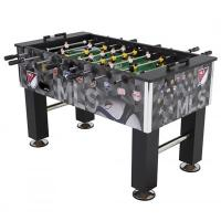 Wholesale MDF 5FT Football Table Soccer Tables With Color Graphics Steel Play Rods from china suppliers