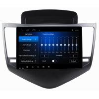 Quality Ouchuangbo car dvd video stereo android 6.0 for Chevrolet Cruze with bluetooth SWC 4*45 Watts amplifier for sale