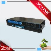 "Wholesale 16 Channels DWDM MUX DEMUX  for Passive DWDM System 19"" Rack Type Installation / 1 HU from china suppliers"