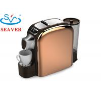 Wholesale 50 / 60Hz Nespresso Capsule Coffee Machine , Single Serving Coffee Maker Pump Made In Italy from china suppliers