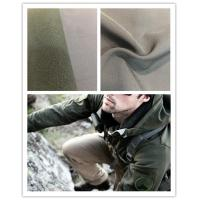 Wholesale Breathable Super Stretch Fabric , 75D Four Way Stretch Fabric With Polar Fleece from china suppliers