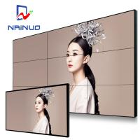 Buy cheap 500cd Multiple Advertising 4K Frameless Video Wall Multi Screen With Dp from wholesalers