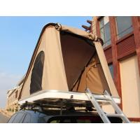 Wholesale New Side Open Hard Sided Roof Top Tent, ABS Lid Triangle Roof Top Tent from china suppliers