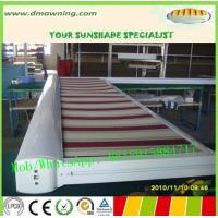 Wholesale full cassette awning, conservatory awning, retractable awning from china suppliers