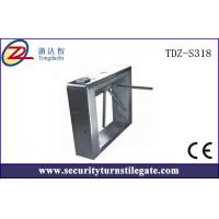 Wholesale amusement  RFID Bi - directional electronic Turnstile Barrier Gate with ticketing system from china suppliers