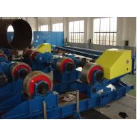 Wholesale 400T Hydraulic Pressure Pipe Welding Rollers , Conventional Pipe Rotators from china suppliers