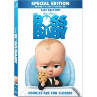 Wholesale Kids DVD TV Series Box Sets Movie Dvd Box Set The Boss Baby (2017) from china suppliers