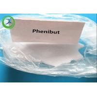 Wholesale 99% 1.4-Amino-3-phenylbutyric acid Nootropic Powder Phenibut 1078-21-3 from china suppliers
