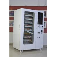 Wholesale Middle Drop Sensor Food Vending Machines Auto Selling biscuits / cookies cheese puff from china suppliers