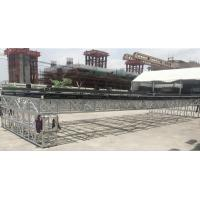 Wholesale 6082-T6 16 Degree Aluminum Large Rotating Stage Platform For Show / Concert from china suppliers