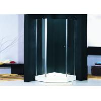 Wholesale Hotel Hinged Shower Enclosures 1000 X 1000 With Pivot Glass Shower Doors from china suppliers
