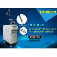 Wholesale Wrinkles Removal Q Switched Nd YAG Laser Skin Rejuvenation Tattoo Removal Beauty Machine from china suppliers