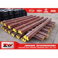 Buy cheap High hardness B2 Material Grinding Rods Forged Grinding Steel Bar from wholesalers