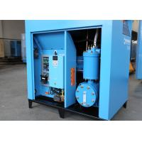 Wholesale Rotary Screw Type Air Compressor VFD PM Motor , 11kW 15 Hp Screw Compressor from china suppliers