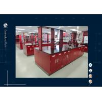 Wholesale Laboratory Workbench For College / Physics Laboratory Furniture from china suppliers