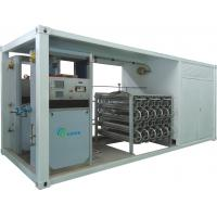 Wholesale Automatic Mobile LNG Filling Skid Mounted Equipment 1.6mpa from china suppliers