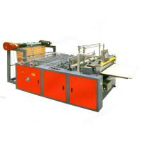 Wholesale Pvc Side Weld Bag Making Machine Dual Channels Bottom Seal Bag Machine from china suppliers