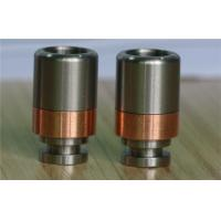 Wholesale healthy Brass E Cigarette Drip Tip e cig cover For atomizers from china suppliers