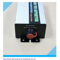 Wholesale 230W pv inverter On Grid Solar Inverter with MPPT Function from china suppliers
