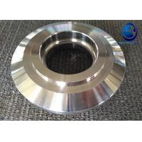 Buy cheap Cr12Mov Materials High precision Metal Forming Rollers , tube mill components from wholesalers