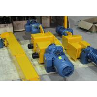 Wholesale Open Gear End Carriage Bridge Crane End Trucks With 45# 42Cr 42CrMn Material from china suppliers