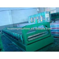 Wholesale Color Steel Corrugated Roll Forming Machine For Corrugated Steel Roofing from china suppliers