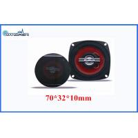 "Wholesale Waterproof 80 Watt 4"" Subwoofer Car Speakers Small 2 Way Car Speaker Audio from china suppliers"