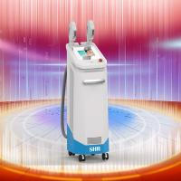 Wholesale 2016 Super permanent hair removal skin rejuvenation SHR OPT IPL beauty machine with CE ISO from china suppliers