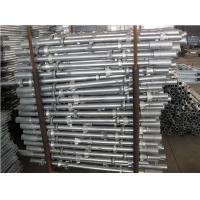 Wholesale Versatile Lightweight Cup Lock Scaffolding with safety accessories from china suppliers