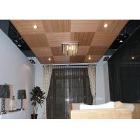 Wholesale Copper Brown Decorative Ceiling Panels / Suspended Ceiling Panels from china suppliers