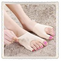 Wholesale Hallux valgus correction orthotics toe separator Straighteners used breathable fabric from china suppliers