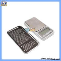 Wholesale 500g/0.01g Cell Phone Shape Pocket Digital Scale -T00505 from china suppliers
