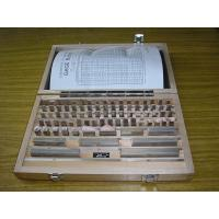 Wholesale 83 PCS Metric High Precision Gauge Block corrosion resistance from china suppliers