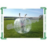 Wholesale Outdoor Huge Inflatable Bumper Ball / Football Bubble Ball for Pool from china suppliers