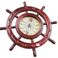 Wholesale Wooden Ship Wheel Craft from china suppliers