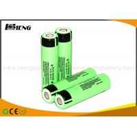Wholesale Panasonic Lithium Ion 18650 High Drain Battery Ncr18650B 3400mah 3.6 V from china suppliers