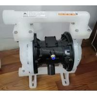 China QBK New air operated diaphragm pump not blocked pump explosion proof pump on sale