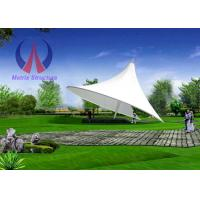 Wholesale Mushroom Shaped Large Cantilever Patio Umbrellas , Waterproof Giant Shade Umbrellas from china suppliers