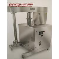 Wholesale 5kw Pharmaceutical Machinery Gelatin Color Mixer With Hydraulic Lifting System from china suppliers