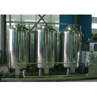 Wholesale Stainless Steel Beverage Processing Equipment , 0.75kw Juice Processing Machine from china suppliers