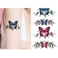 Wholesale Custom Design Children Fake Temporary Tattoo Sticker For Body Makeup / Art from china suppliers