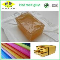 Wholesale PSA Hot Melt Adhesive Non Toxic , Hot Melt Pressure Sensitive Adhesives from china suppliers