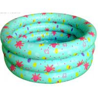Wholesale EN71 reach5 , 6p free inflatable baby swimming pool , round inflatable pool from china suppliers