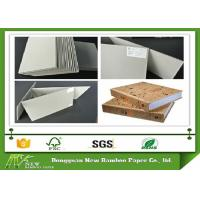 Wholesale Professional anti curl book binding Grey Board Sheets Paperboard from china suppliers