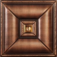 Wholesale D-010 Wall Art 3d Panels / 3D Leather Wall Panels For Home Decoration from china suppliers